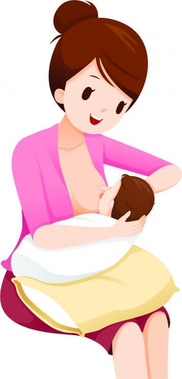 enfabebe icono mamá amamantando