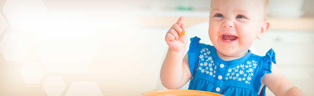 ¿Cuál es el alimento que más le ha gustado a tu bebé?