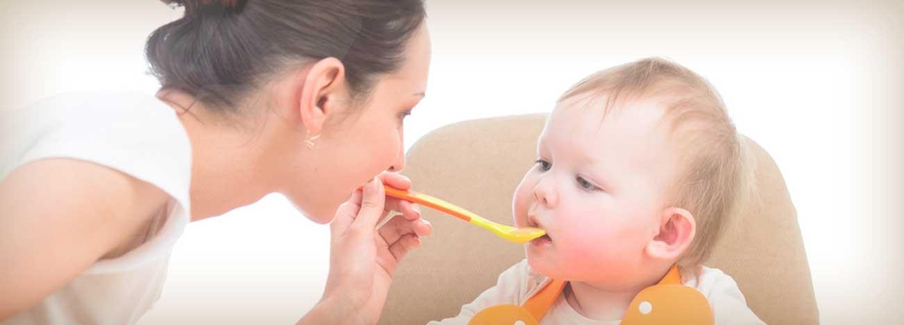 Alimentación balanceada. Etapa: 16 a 18 meses