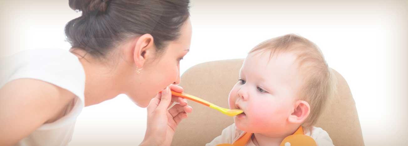 Alimentación sólida de tu bebé. Etapa: 6 meses