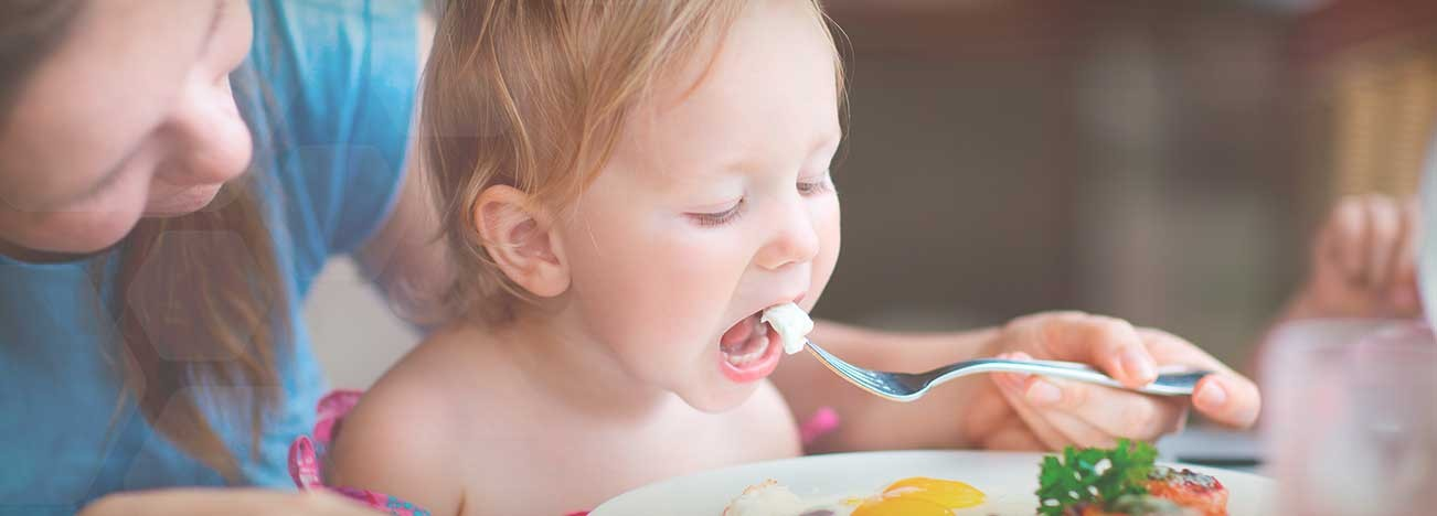 Alimentación saludable para niños