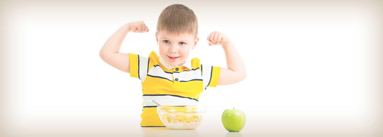 Todo sobre la alimentación de tu bebé. Etapa: 24 a 36 meses