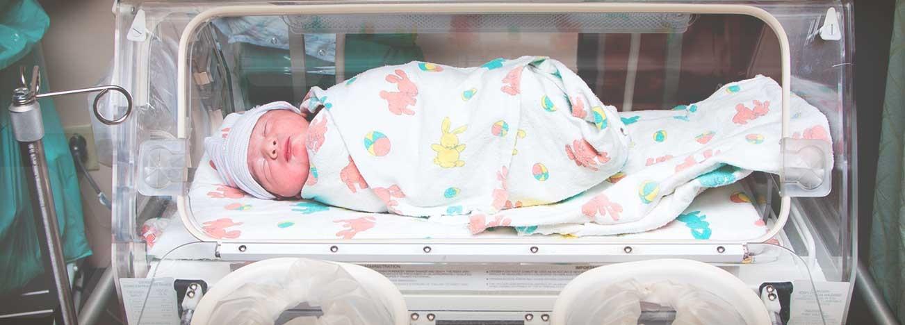 ¿Cómo es el aspecto físico de un bebe prematuro