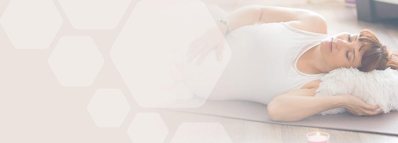 Mamás relajadas, bebés más sanos