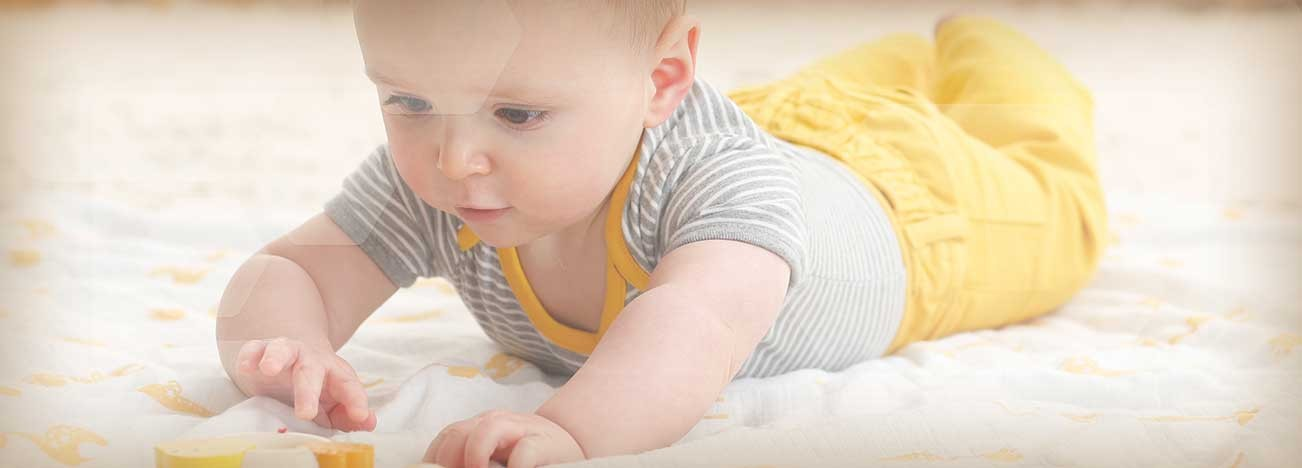 El mundo de tu hijo a los 5 meses