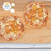Minipizza con Enfagrow