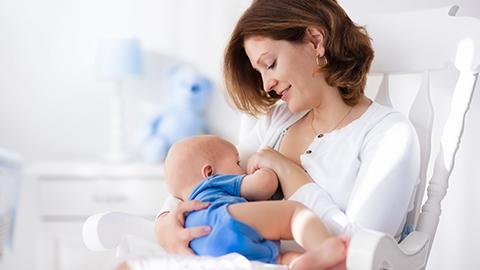 La lactancia del recién nacido en números