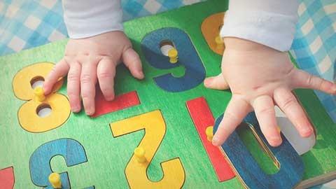 Estimula el desarrollo de tu niño con una buena alimentación.