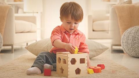 Dale un impulso a tu hijo. Etapa: 18 a 24 meses