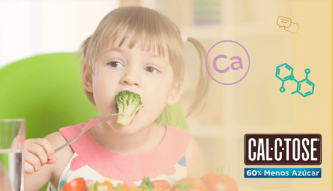 Establece hábitos de alimentación adecuados en tus hijos.