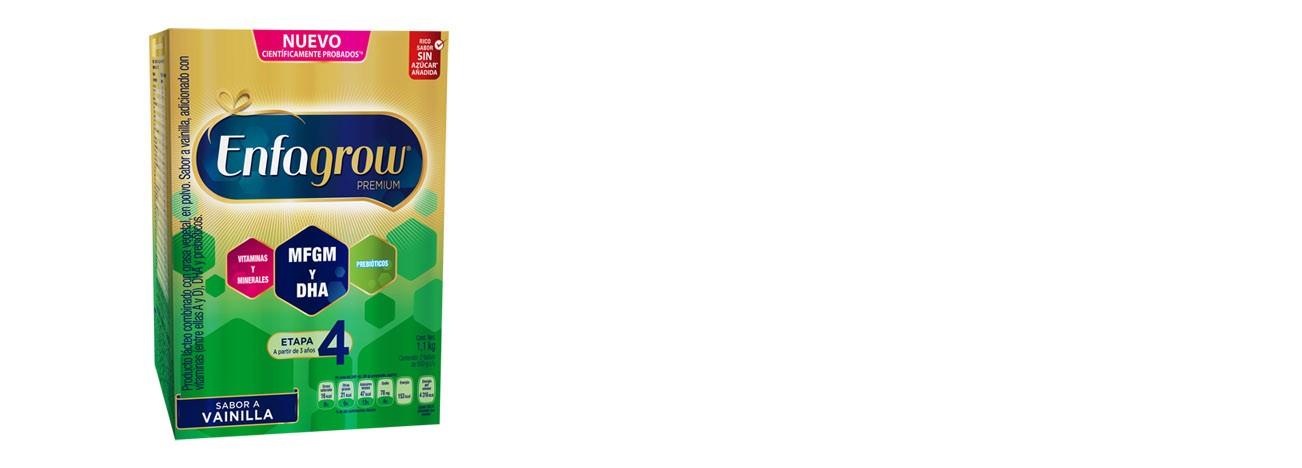 Enfagrow® Premium 4 Preescolar