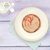 Hot cake de avena