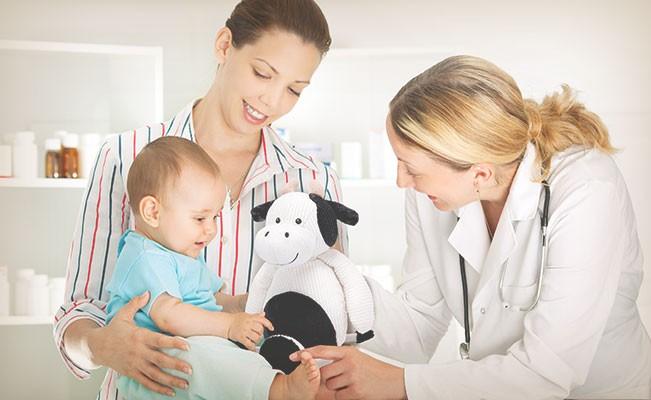 Preguntas para tu pediatra: 4 a 7 meses