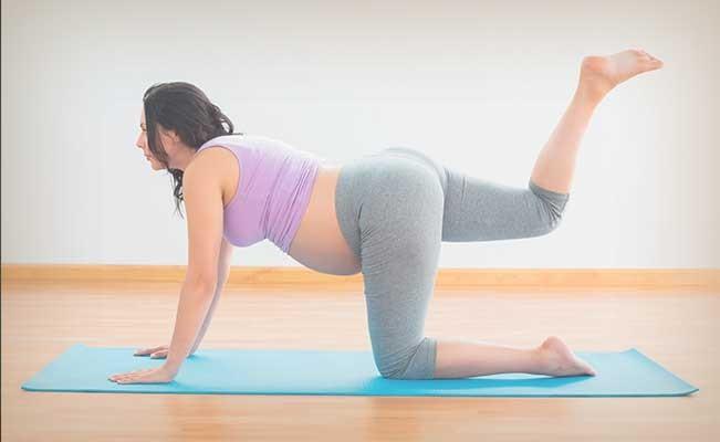 Cuídate durante el embarazo, haz ejercicio