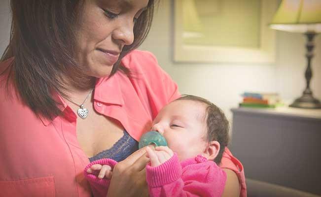 Cuidados en la casa de bebés prematuros