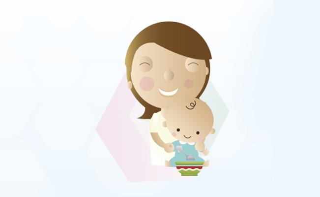¿Ya sabes cómo introducir la alimentación complementaria en tu bebé?