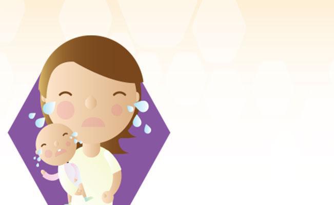 Tips para calmar el llanto de tu bebé