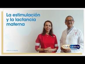 Embedded thumbnail for La estimulación y la lactancia materna