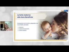 Embedded thumbnail for La lactancia y sus beneficios