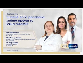 Embedded thumbnail for Tu bebé en la pandemia: ¿cómo apoyar su salud mental?