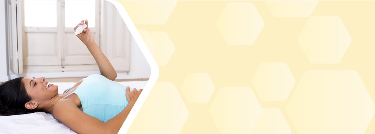 Si salió positiva tu prueba de embarazo, averigua cuándo nacerá tu bebé con ésta calculadora